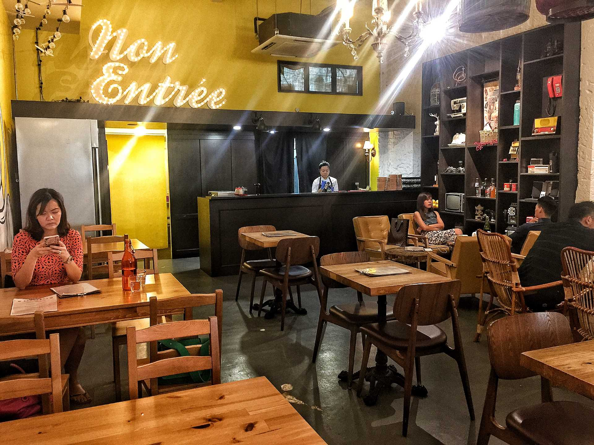 Non Entree Desserts - Rangoon Road Shop
