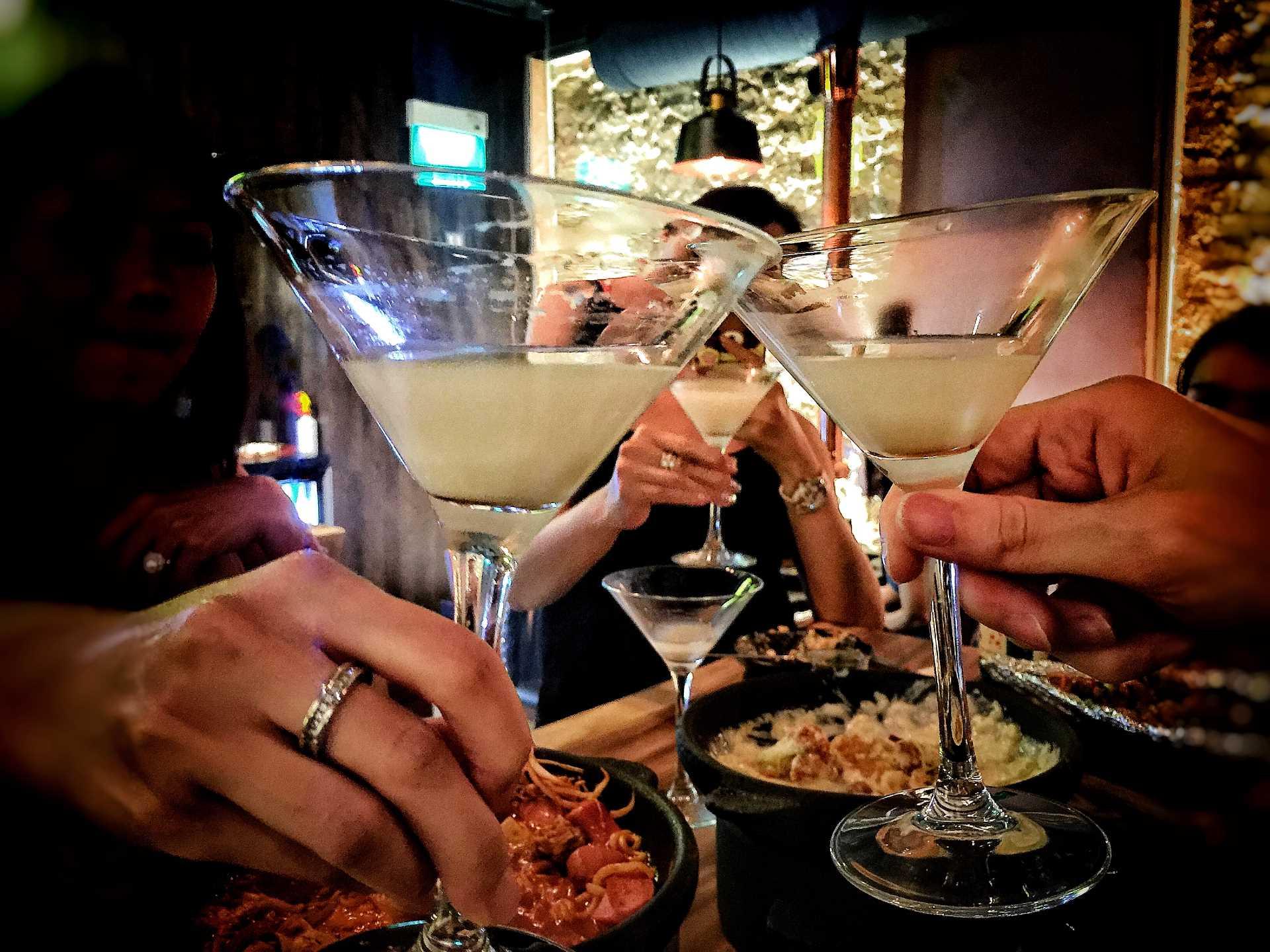 Hansul - Cheers Shot
