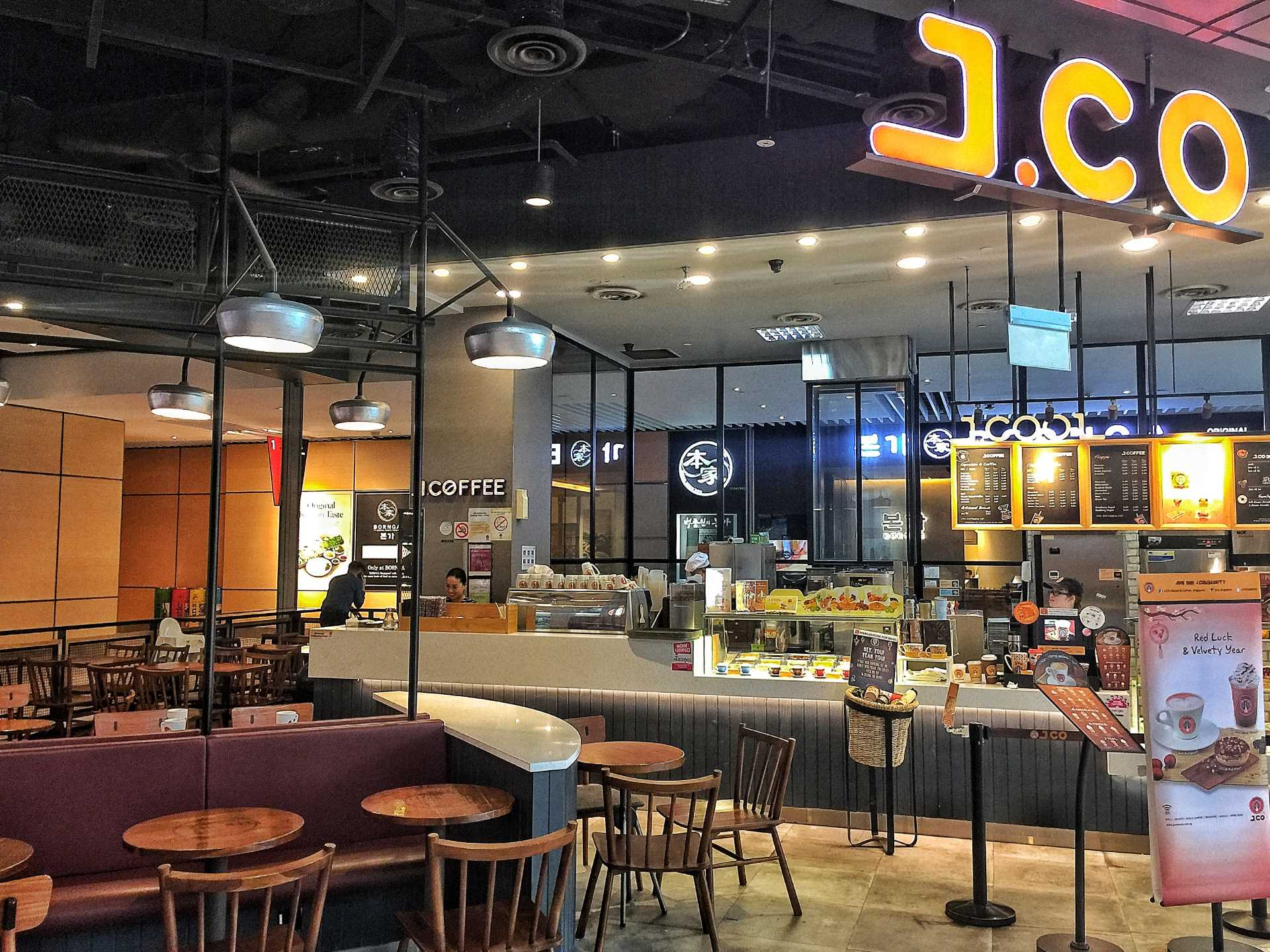 JCO Donuts & Coffee - Shop