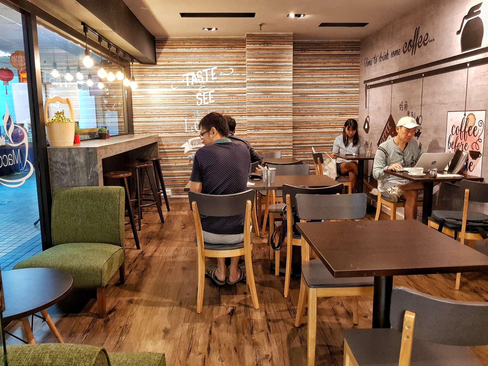 Cafes And Restaurants Beauty World Mrt