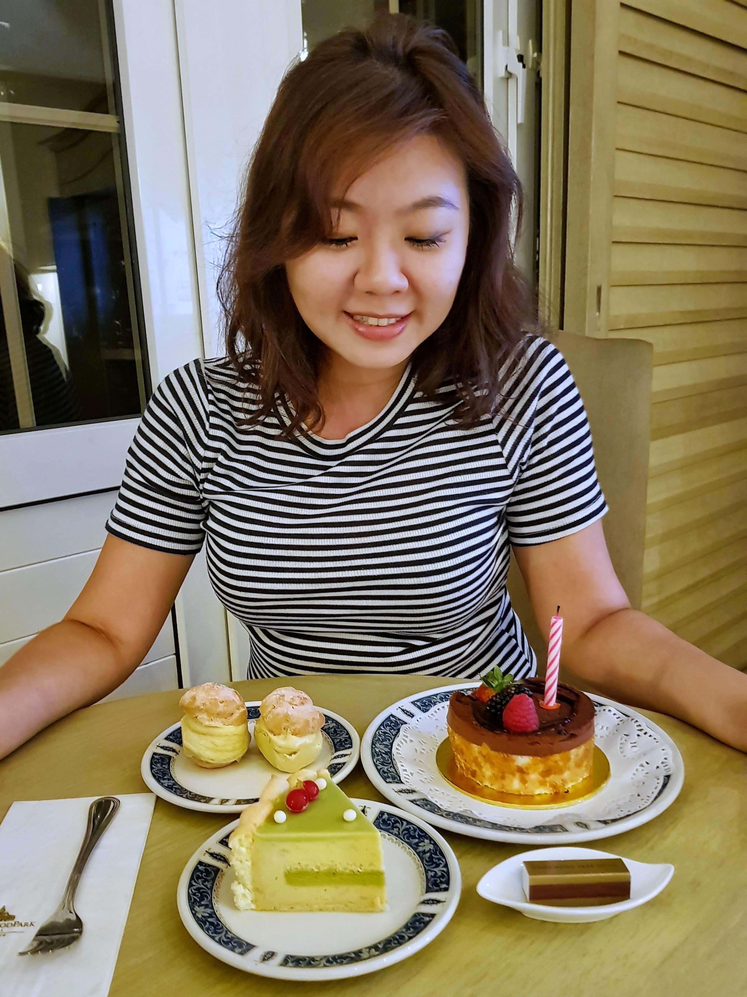 Denise Chua - Food Writer at myfoodstory.sg