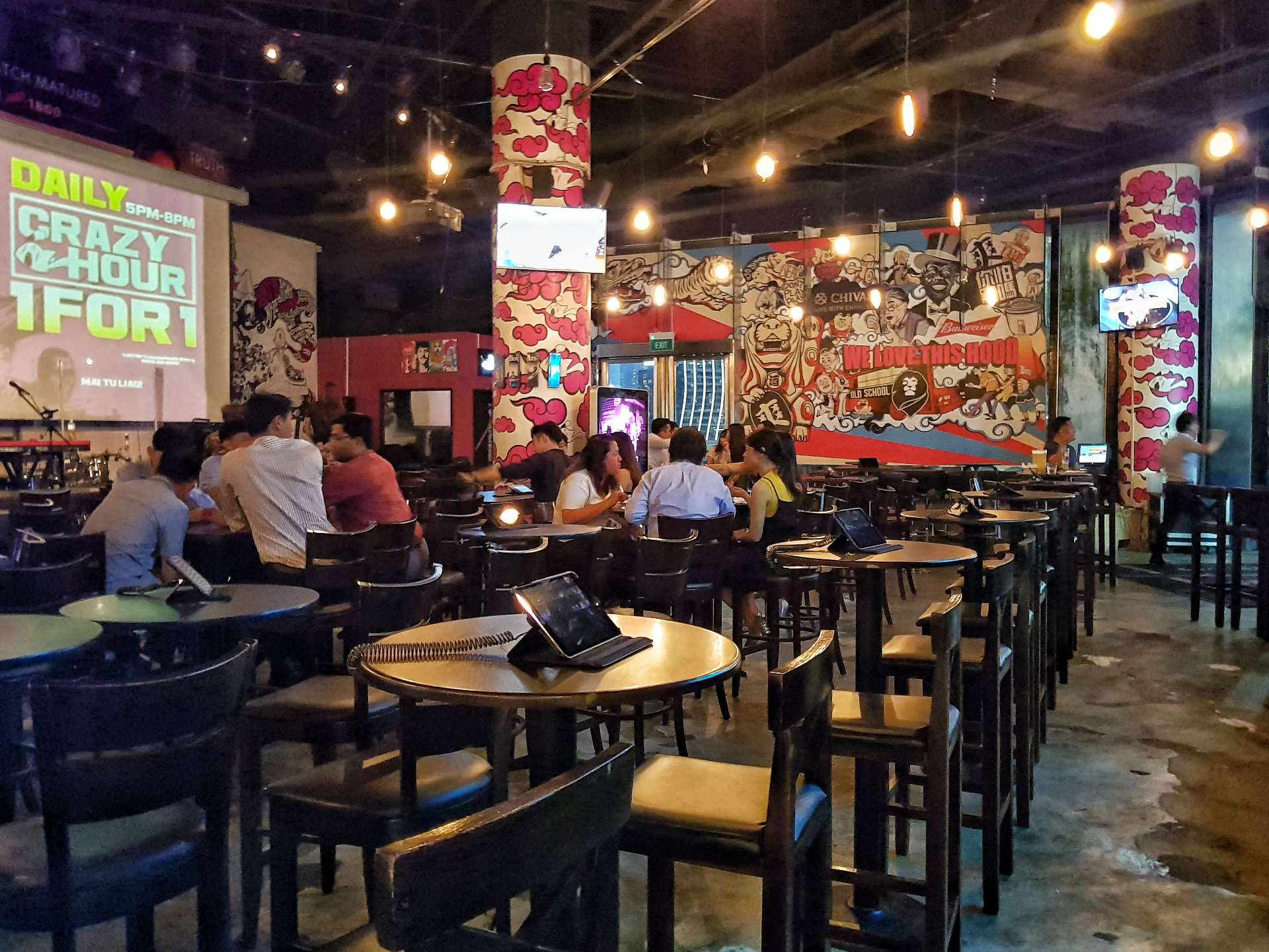 Recently renovated ad reopened, Bugis+ (the
