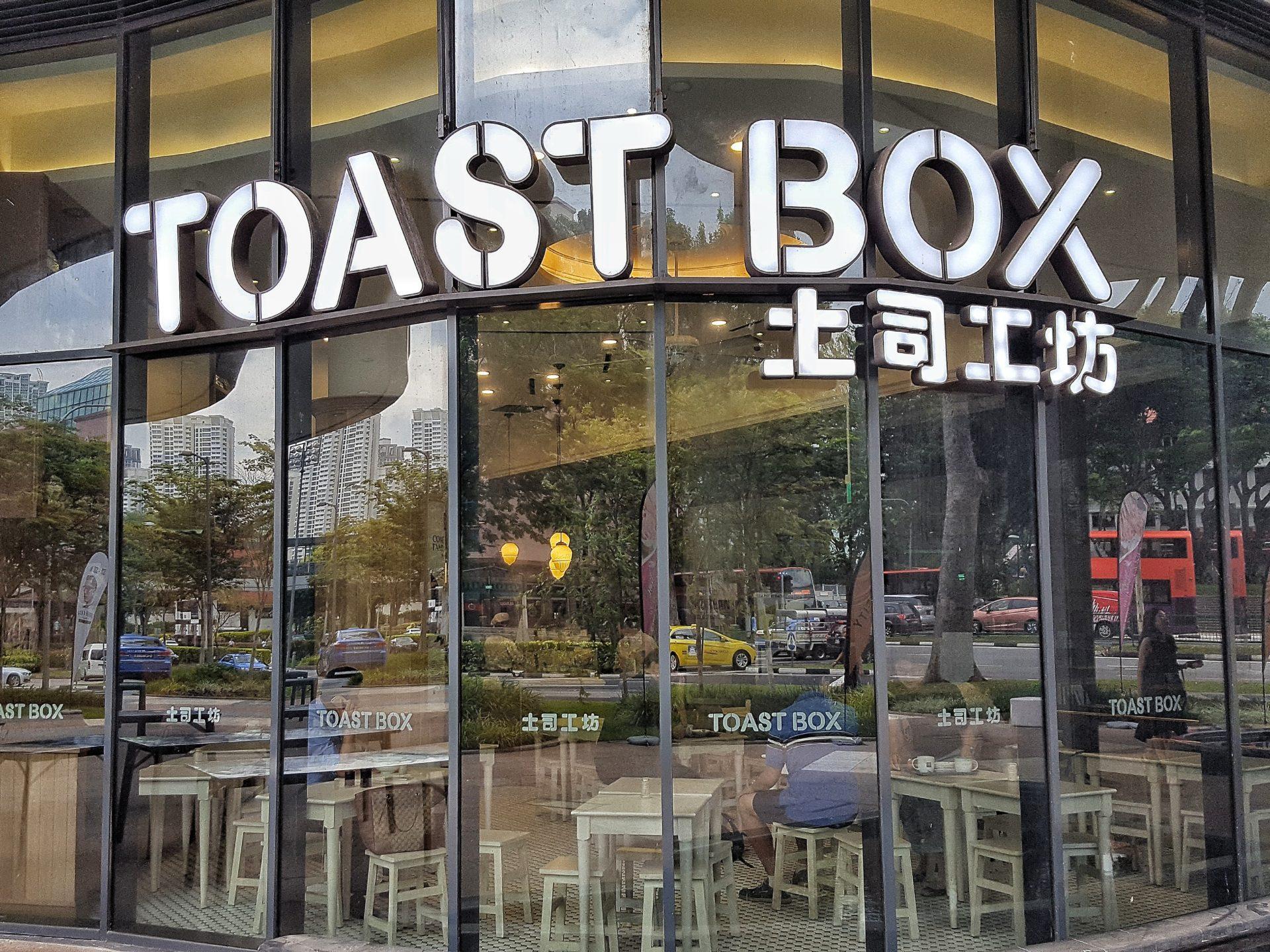 Toast Box - Alexandra Central Mall