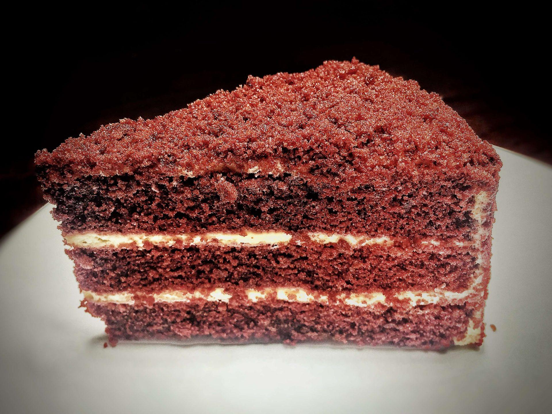 Bakery Story Red Velvet Cake